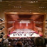 Photo taken at Avery Fisher Hall at Lincoln Center by Susan F. on 12/19/2012
