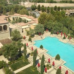 Photo taken at Hilton Lake Las Vegas Resort & Spa by Patrick D. on 7/2/2013