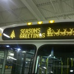 Photo taken at Ragged Lake Transit Center by Matt T. on 12/12/2012