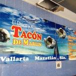 Photo taken at Tacón de Marlin by Fernando G. on 5/14/2013