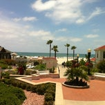 Photo taken at Beach Village at The Del by CJ Y. on 5/26/2013