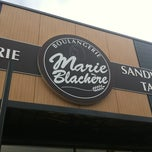 Photo taken at Boulangerie Marie Blachère by François P. on 7/12/2011