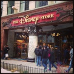 Photo taken at Disney Store by Staci S. on 3/9/2013