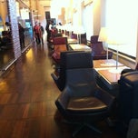 Photo taken at Eurostar Business Premier Lounge by Hareesh N. on 12/4/2012
