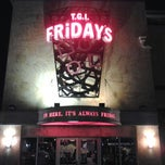 Photo taken at TGI Fridays by Matt T. on 10/29/2012
