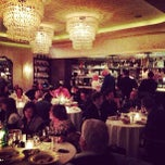 Photo taken at Cecconi's by Carlos M. on 4/29/2013