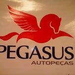 Photo taken at Pegasus by Flávio B. on 12/18/2012