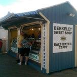 Photo taken at Berkeley Sweet Shop by AboutNewJerseyCom on 9/14/2014