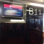 Photo taken at Gate B11 by Alan T. on 9/25/2014