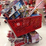 Photo taken at SuperTarget by Candice M. on 12/10/2012