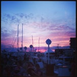 Photo taken at Newport Yachting Center by Alec B. on 8/23/2013