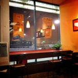 Photo taken at Dunkin' Donuts by EArchitect on 3/1/2015