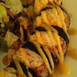 Photo taken at Mitaki Japanese Restaurant by Dana G. on 4/2/2014