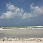 Photo taken at Caladesi Island State Park by Amy W. on 7/24/2013