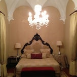 Photo taken at Convento do Espinheiro Hotel & Spa by Evgeniy U. on 4/7/2013