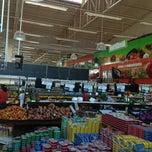 Photo taken at Supermercado Supra by Francisco A. on 2/11/2013
