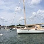 Photo taken at Duxbury Bay by Leanne on 8/16/2014