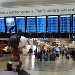 Photo taken at Minneapolis-St. Paul International Airport (MSP) by Beth M. on 12/1/2012