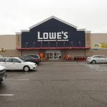 Photo taken at Lowe's Home Improvement by Lowe's M. on 2/6/2014