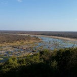 Photo taken at Olifants Rest Camp by Alessandro B. on 8/4/2014