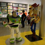 Photo taken at The LEGO® Store by Hunter W. on 1/27/2013