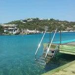 Photo taken at Hilton Bodrum Türkbükü Resort & Spa by Gulcin A. on 7/14/2013