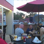 Photo taken at Brothers BBQ by Michel V. on 6/21/2013