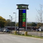 Photo taken at Kwik Trip Alternative Fuel Station by Chad G. on 9/24/2012