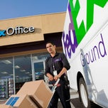Photo taken at FedEx Office Print & Ship Center by Mr F. on 12/10/2013