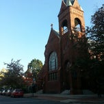 Photo taken at Saint Marks Episcopal Church by Clara P. on 10/27/2013