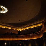 Photo taken at Napa Valley Opera House by Peter S. on 11/18/2013