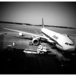 Photo taken at Gate G7 by Luca Z. on 5/3/2013