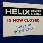 Photo taken at Helix Camera by Jim K. on 4/13/2013