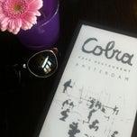 Photo taken at Cobra Café by Özlem Ü. on 3/14/2013
