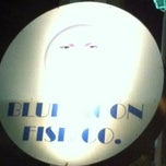 Photo taken at Blue Moon Fish Co. by Eliette C. on 6/18/2013