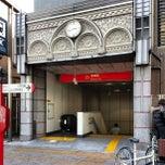 Photo taken at つくばエクスプレス 浅草駅 (TX Asakusa Sta.) by Izumi T. on 2/3/2013