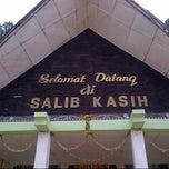 Photo taken at Salib Kasih Tarutung by agustina p. on 12/30/2012