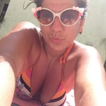 Photo taken at The Pool @ Poinsettia Apartments by Екатерина Г. on 4/23/2013