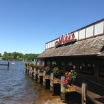 Photo taken at Mike's Crabhouse by Luis A. on 5/26/2013