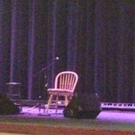 Photo taken at Dogwood Center Performing Arts by Michael M. on 1/27/2014
