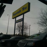 Photo taken at Fountain Tire by Elle N. on 2/16/2013