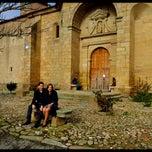 Photo taken at Yecla de Yeltes by solari21 on 2/22/2014