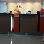 Photo taken at Bank BNI perumnas klender by wulan b. on 7/30/2013