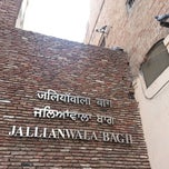 Photo taken at Jallianwala Bagh by Sunny G. on 11/5/2012