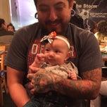 Photo taken at Mountain Mike's Pizza by Leonardo D. on 10/25/2014