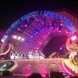 Photo taken at Chittagong MA Aziz Stadium by Dr. Rajesh S. on 3/2/2013