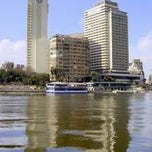 Photo taken at Sheraton Cairo Hotel & Casino by Mansoor A. on 10/23/2012