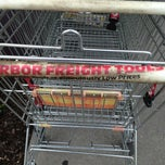 Photo taken at Harbor Freight Tools by Linda on 6/23/2013