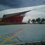 Photo taken at Puspa Iptek Sundial by Qatrinnadya P. on 1/12/2014