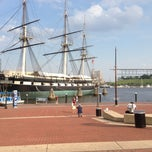 Photo taken at Inner Harbor by Steven M. on 5/29/2013